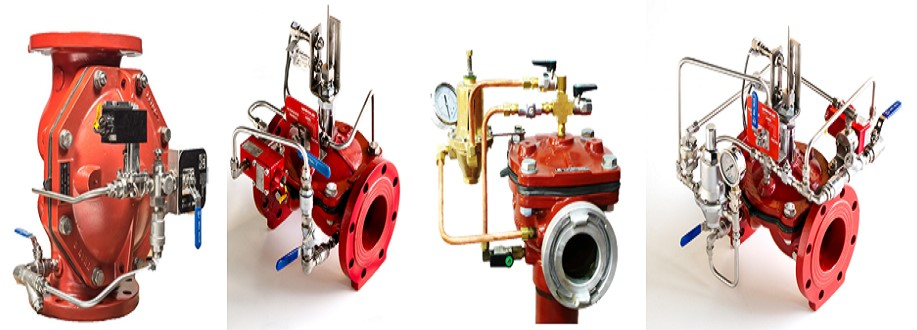 Industrial Fire Protection For Oil & Gas